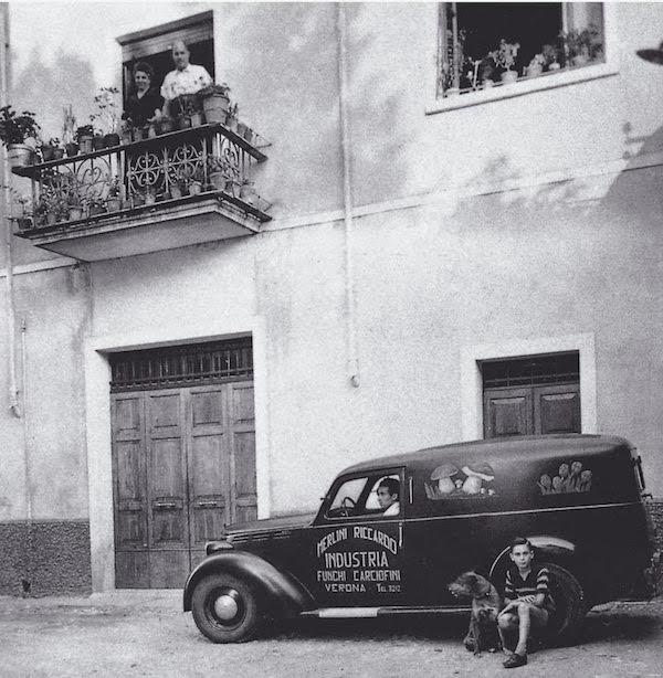 1950 – Furgoncini personalizzati