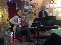 Accordion/Piano Student Concert - Merlin Academy of Traditional Music