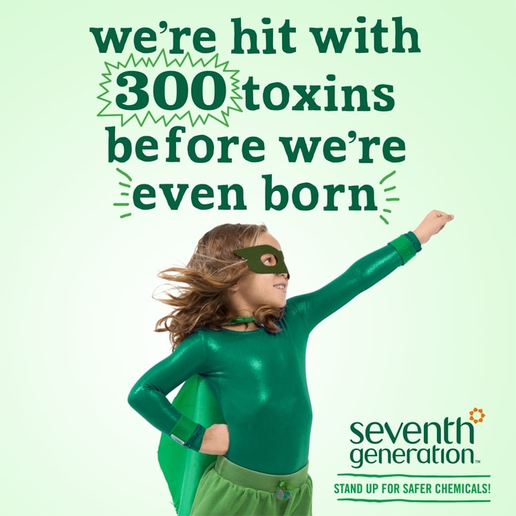seventh generation toxin fighters
