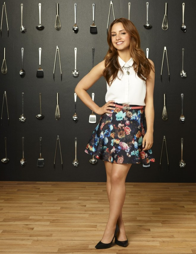 Aimee Carrero Young and Hungry