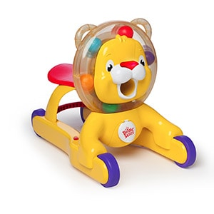 Bright Starts 3-in-1 Step 'n Ride Lion