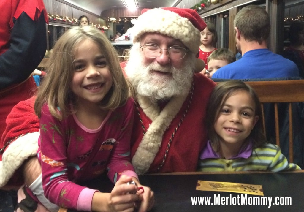 Polar Express in Hood River, Oregon