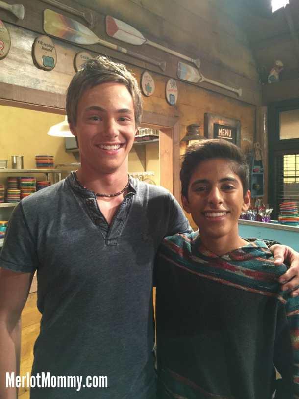 Disney Channel Bunkd Cast Together