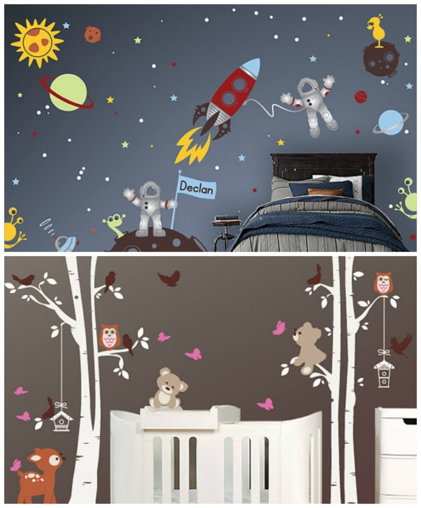 $200 Gift Card to Evgie Wall Decal #Giveaway ends 8/17   Merlot Mommy