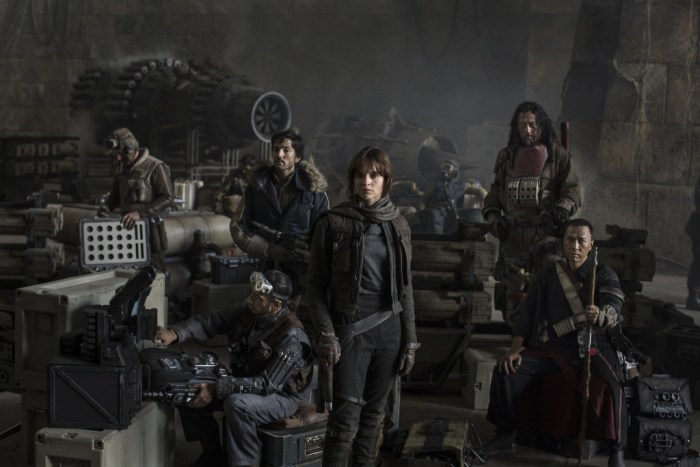 Star Wars Rogue One–The Daring Mission Has Begun #D23Expo #StarWars