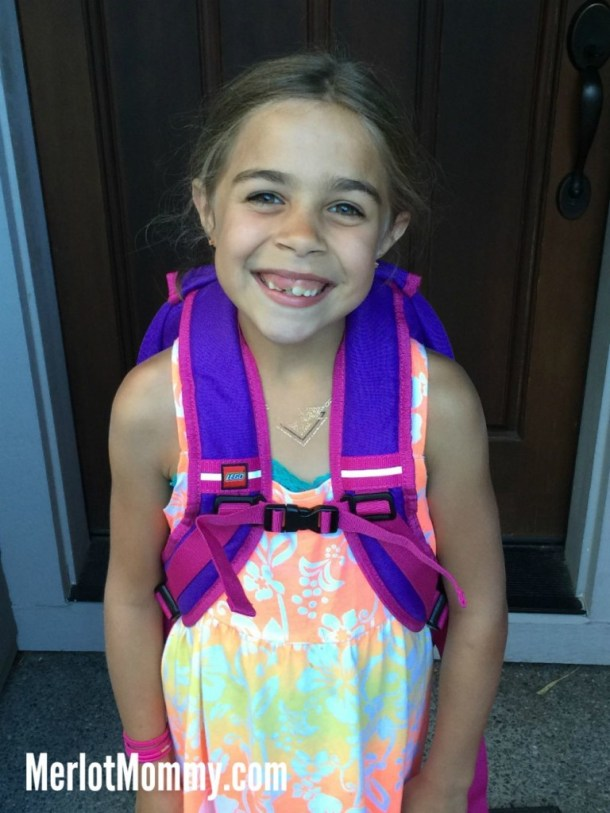 Back-to-School Made Easy with LEGO Bags Backpack
