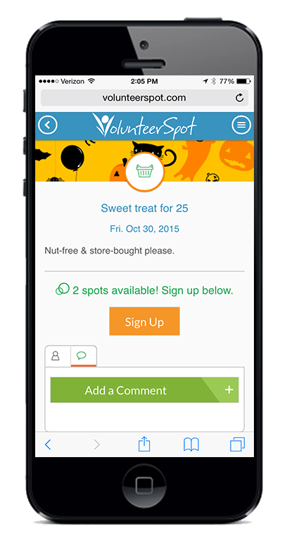VolunteerSpot Makes Managing Volunteer Work Easy and Streamlined #SignUpSpot
