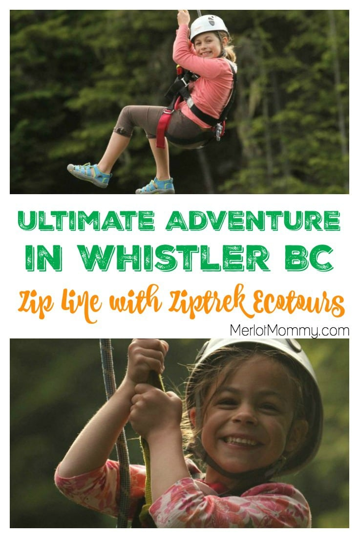 Zipline Whistler, Ultimate Adventure in Whistler BC: Zip Line with Ziptrek Ecotours