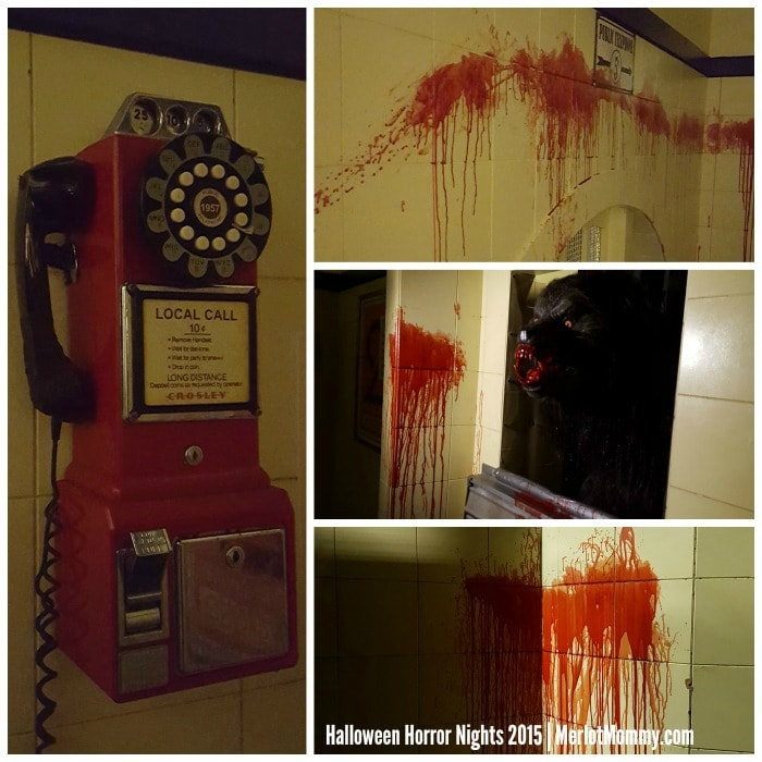 Unmasking the Horror: Lights on Tour of Universal Orlando Resort Halloween Horror Nights 25 #HHN25