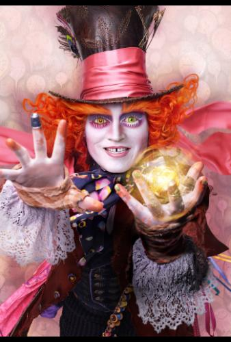 First Look: Alice Through The Looking Glass Character Posters #DisneyAlice