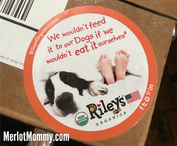 Give Your Pet the Best with Riley's Organics Treats