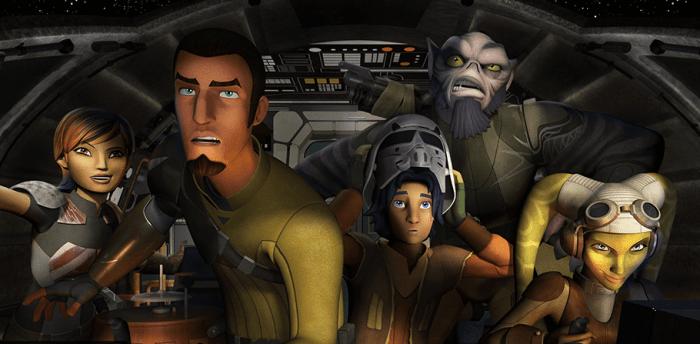 Star Wars Rebels Season 3 Announced on Disney XD