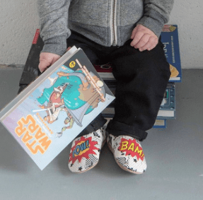 Robeez Soft Soles Collection for Toddler Shoe Needs