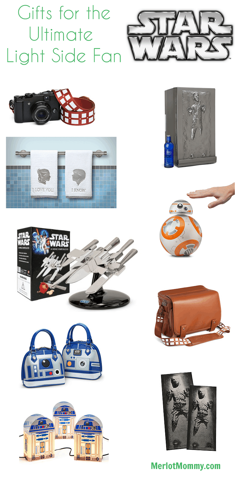 The Ultimate Star Wars Light Side Gift Guide