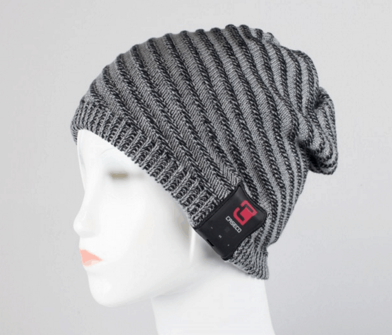 Top Family Tech CES Picks: Caseco Slouchy Blu-Toque Beanie
