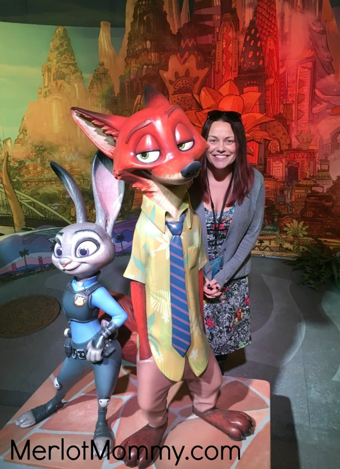 Creating the Citizens of Zootopia: a Talk with Art Director Cory Loftis