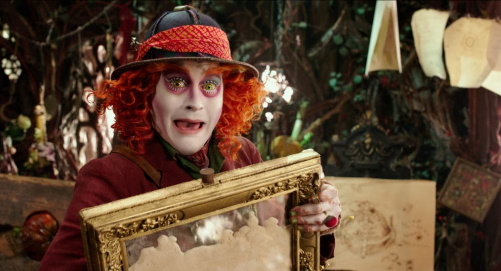 Mia Wasikowska as Alice Kingsleigh Interview - Alice Through the Looking Glass