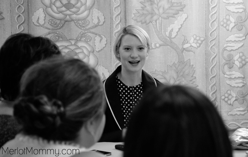 Mia Wasikowska as Alice Kingsleigh Interview - Alice Through the Looking Glass, photo by Jana Seitzer