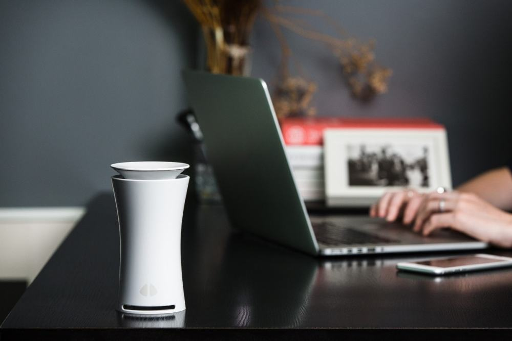Let uHoo Help Improve your Indoor Air Quality at Home