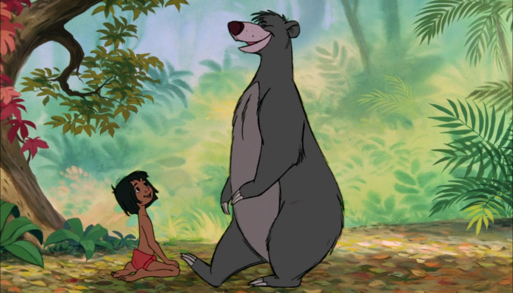 f8d50c8e0b96a The Bare Necessities of Our Family - The Jungle Book Now on Blu-Ray ...
