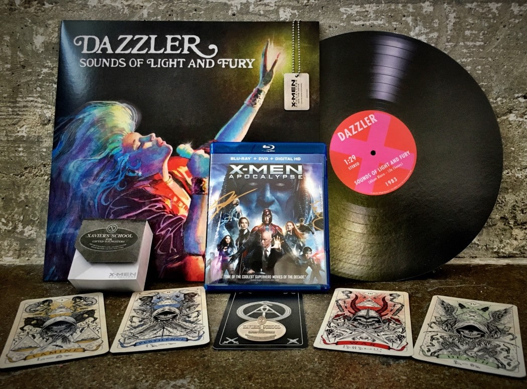 Enter to Win an X-Men Apocalypse Prize Pack