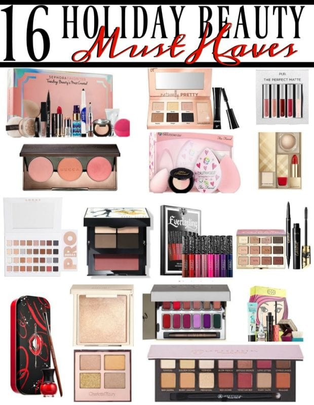 1000 Gift Ideas for Everyone on Your List - Beauty Must Haves