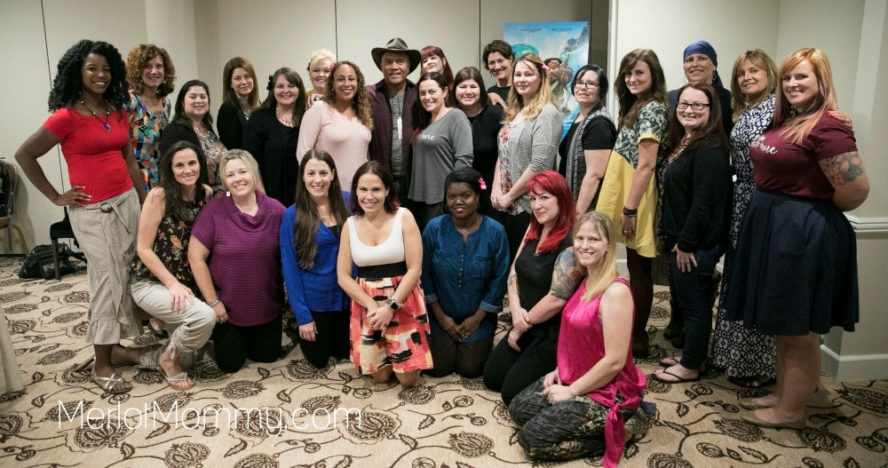 Exclusive Interview with Opetaia Foa'i on the Music of Moana, group photo