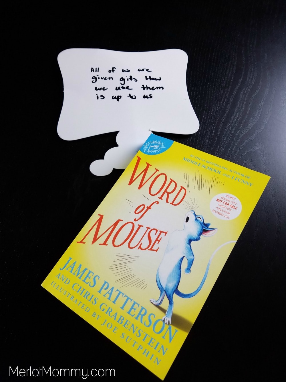 Word of Mouse by Jimmy Patterson
