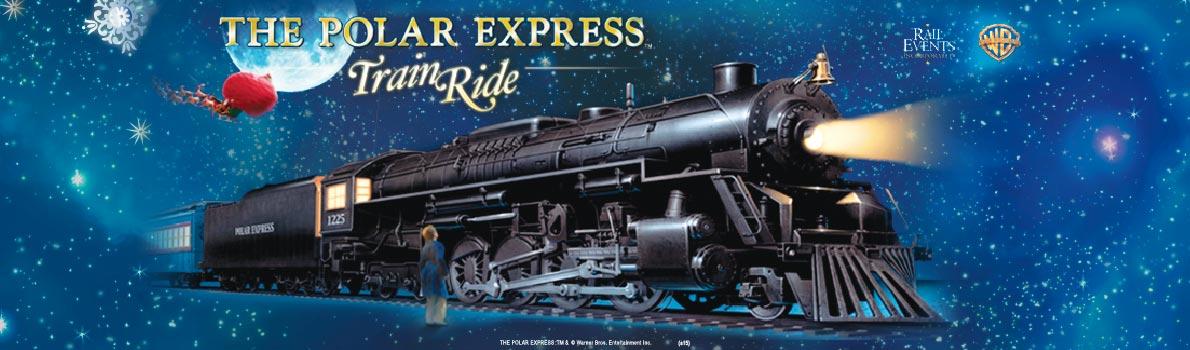 Ride the Polar Express Train Ride on the Mt. Hood Railrood