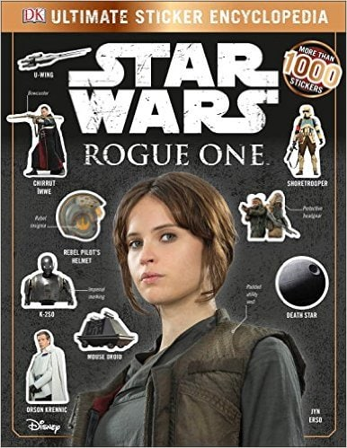 Ultimate Sticker Encyclopedia: Star Wars: Rogue One (Ultimate Sticker Collections)