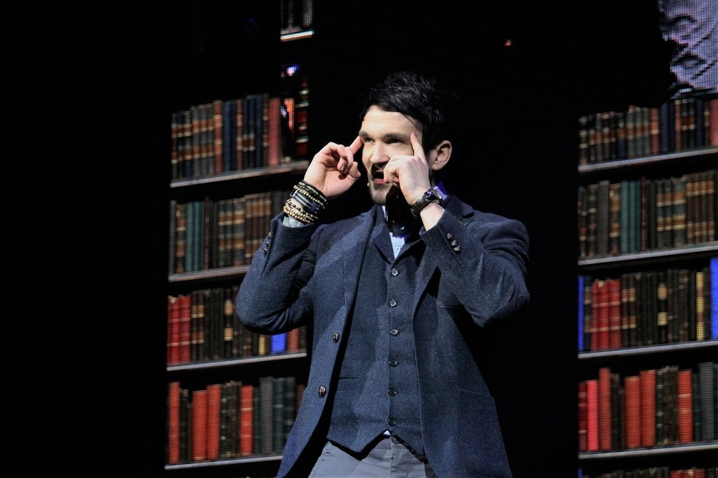 The Illusionists Will Dazzle and Mesmerize Colin Cloud The Deductionist