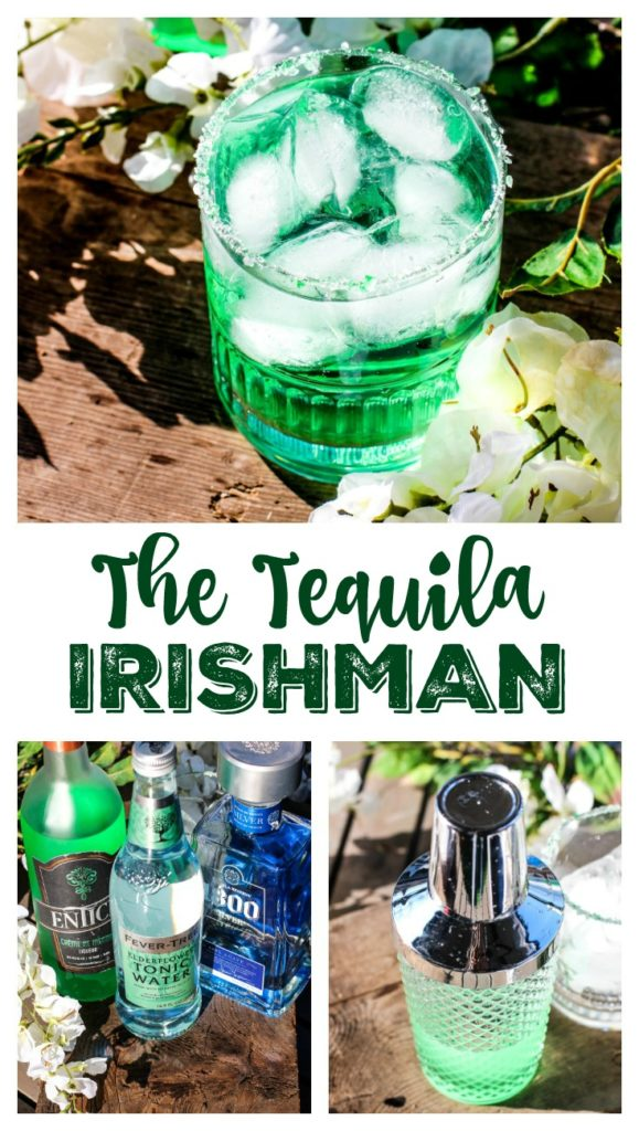 The Tequila Irishman Cocktail