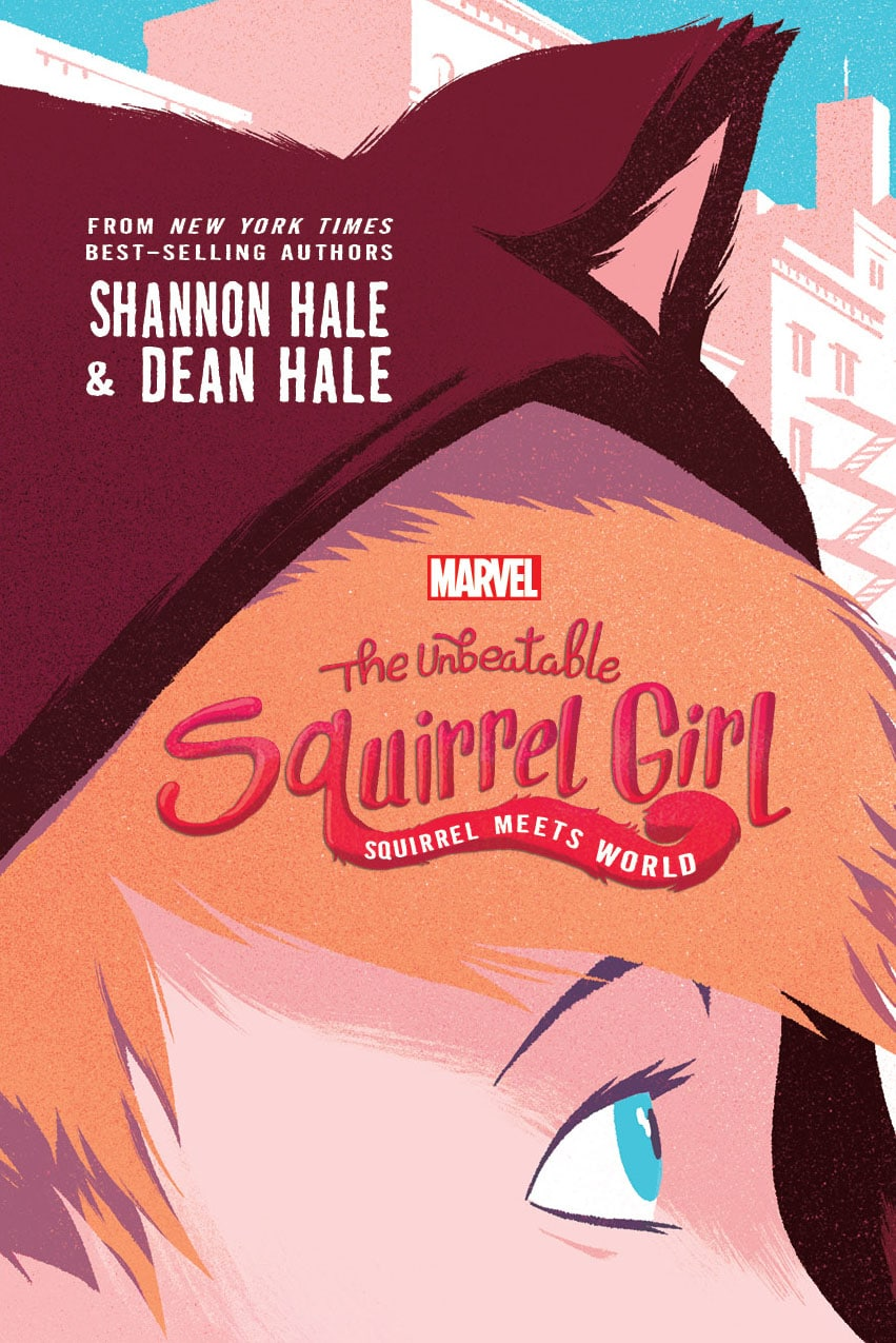 Marvel's The Unbeatable Squirrel Girl: Squirrel Meets World Cover art
