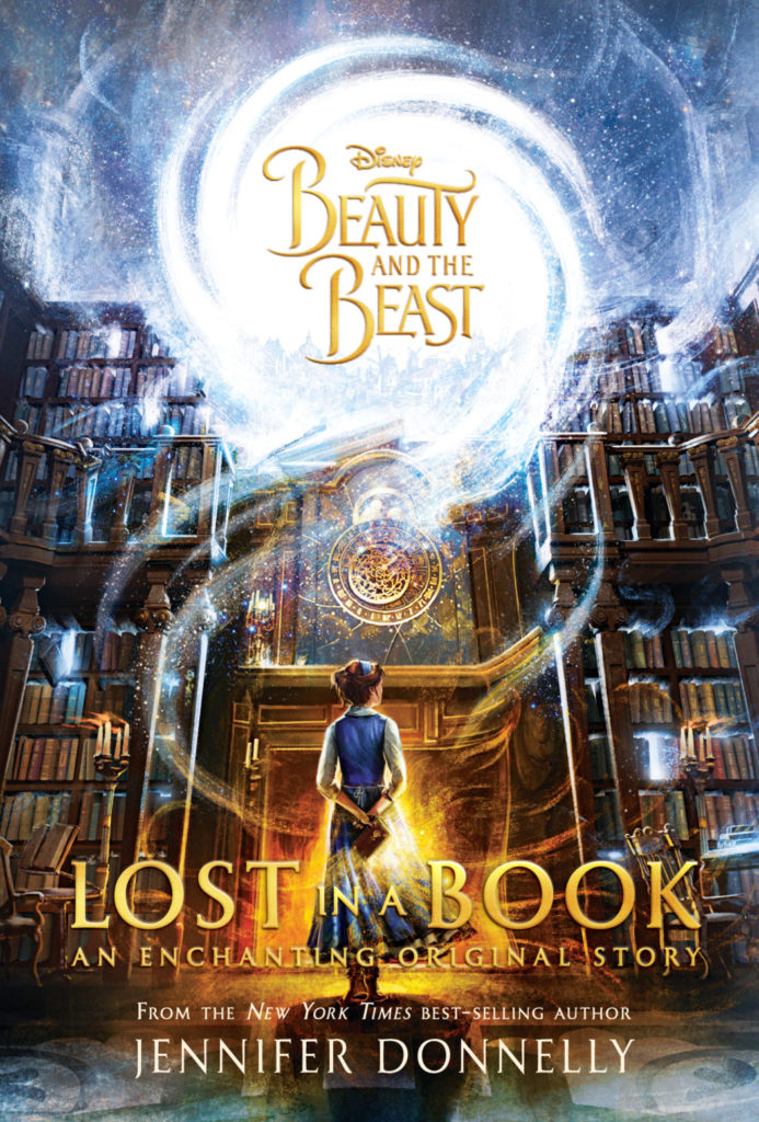 "Beauty and the Beast ""Lost In A Book"""