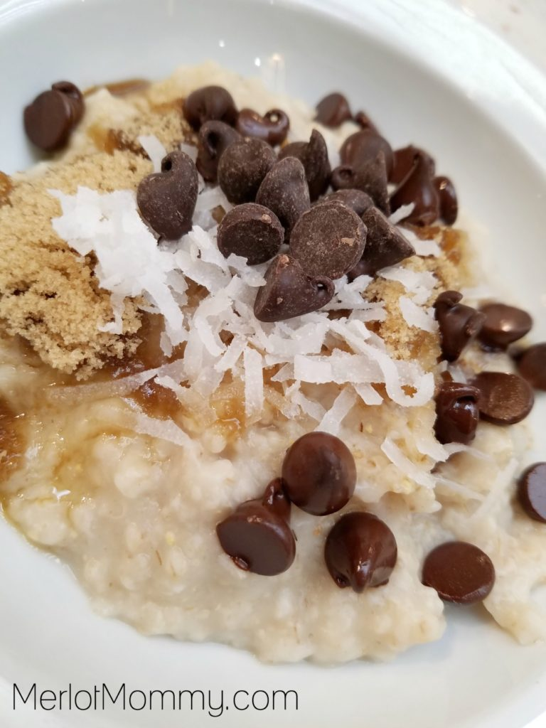 Embassy Suites by Hilton Seattle-Tacoma International Airport Oatmeal