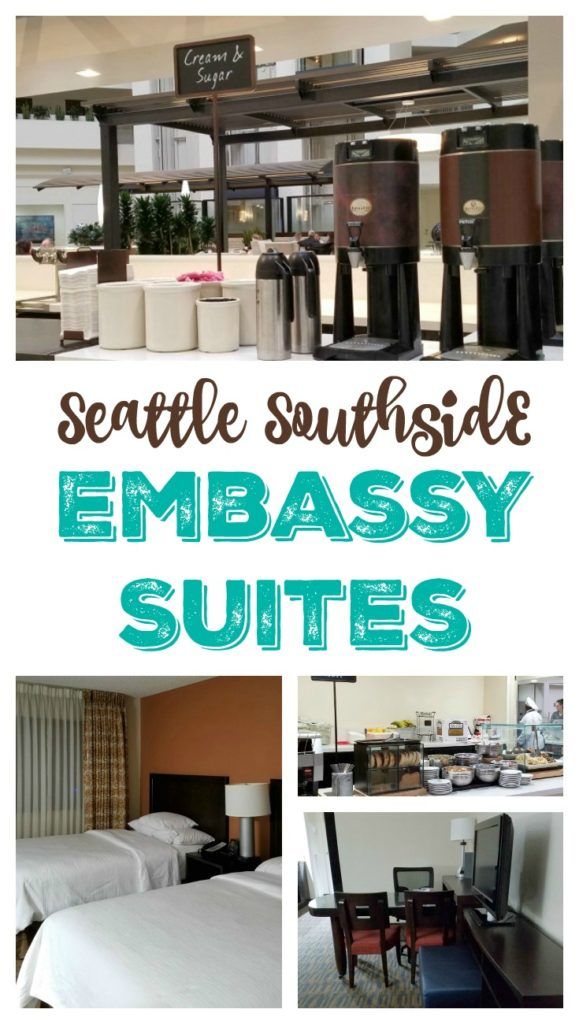 Embassy Suites by Hilton Seattle-Tacoma International Airport Collage