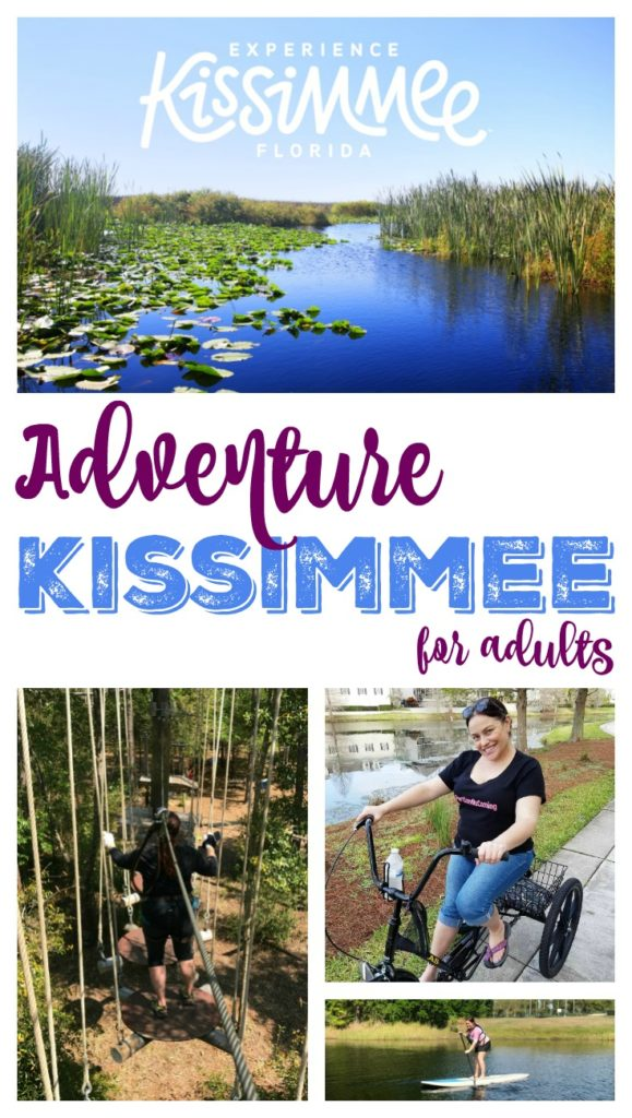 Adventure Kissimmee for Adults Pin