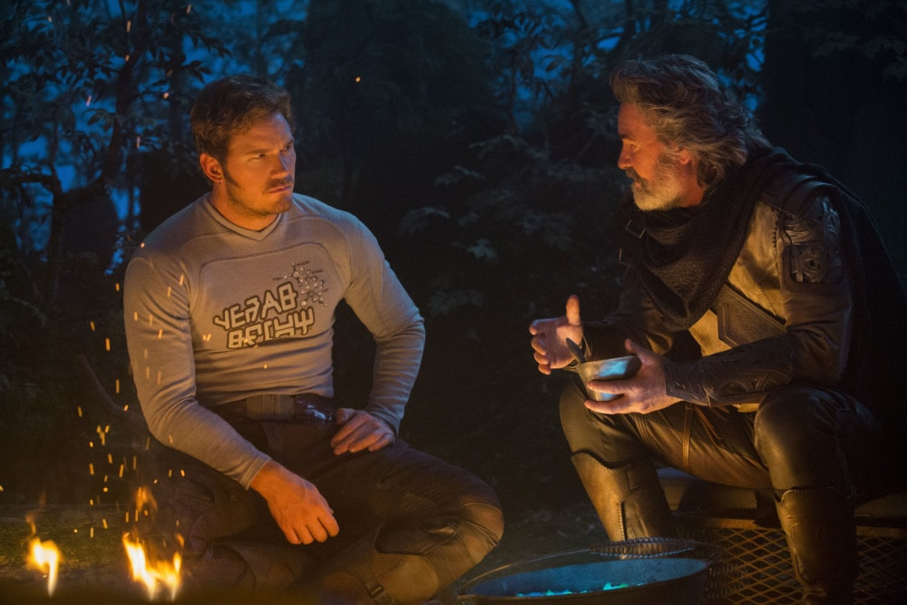Exclusive Interview with Kurt Russell as Ego in Guardians of the Galaxy Vol. 2
