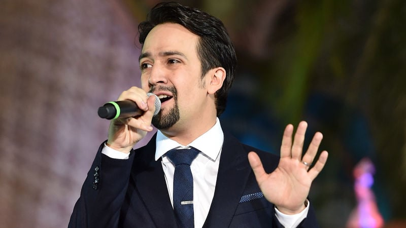 Lin-Manuel Miranda Joins All-Star Cast of Disney XD's 'DuckTales' as Gizmoduck