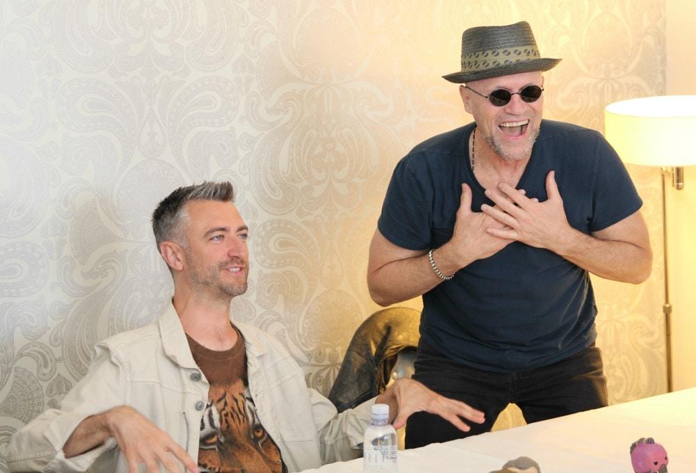Michael Rooker and Sean Gunn Exclusive Interview