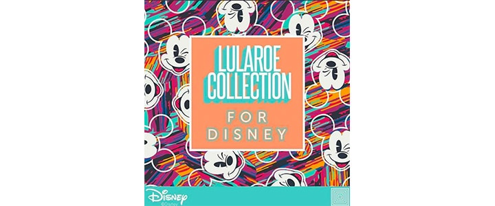 First Look at LuLaRoe for Disney