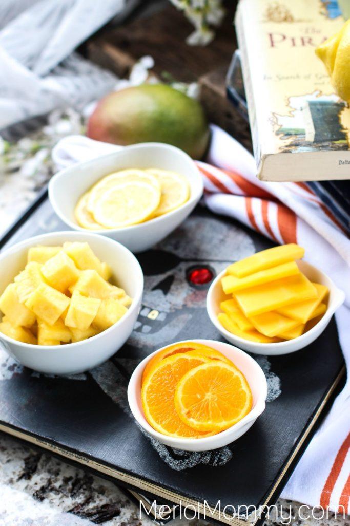 The Jack Sparrow Mango Sour