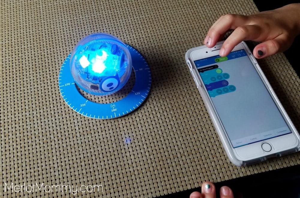 Kids Can Code with Sphero SPRK+