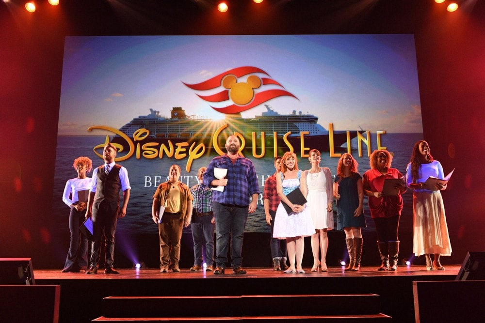 The Future of Walt Disney Parks and Resorts - D23 Expo Recap Beauty and the Beaast