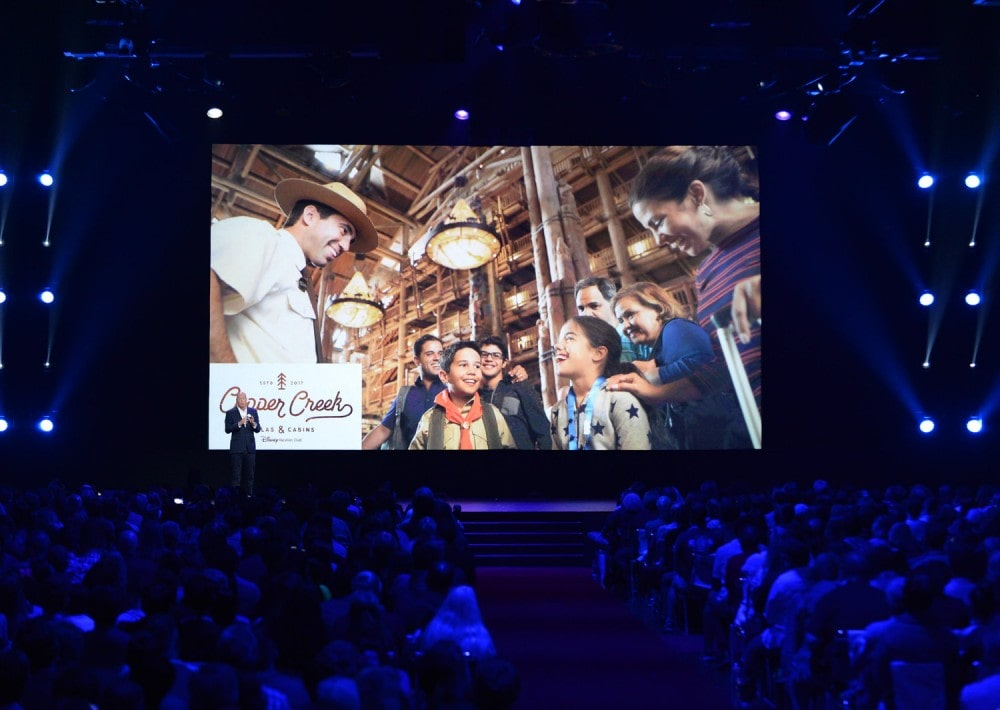 The Future of Walt Disney Parks and Resorts - D23 Expo Recap Copper Creeak DVC