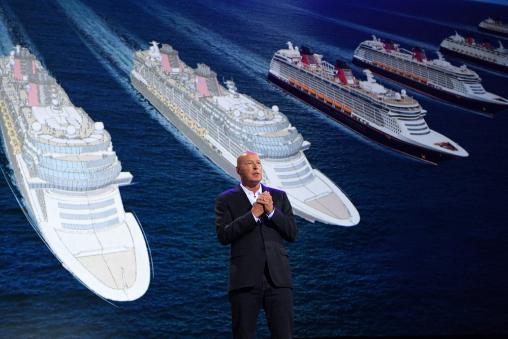The Future of Walt Disney Parks and Resorts - D23 Expo Recap Disney Cruise Line