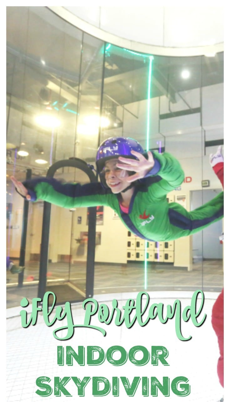 iFly Portland Indoor Skydiving Adventure