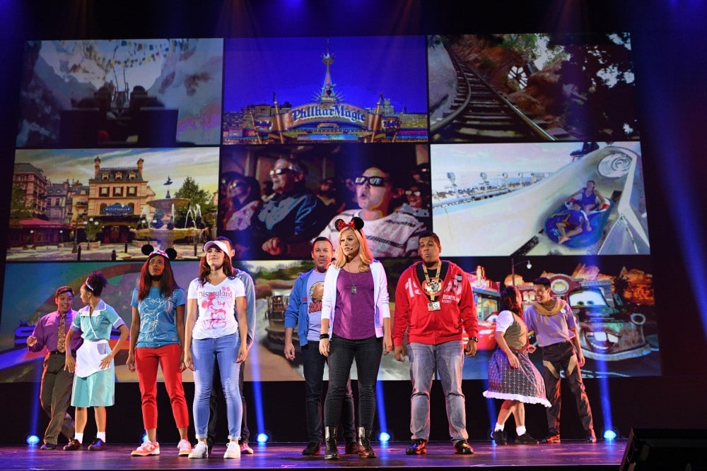The Future of Walt Disney Parks and Resorts - D23 Expo Recap Parks Performnance