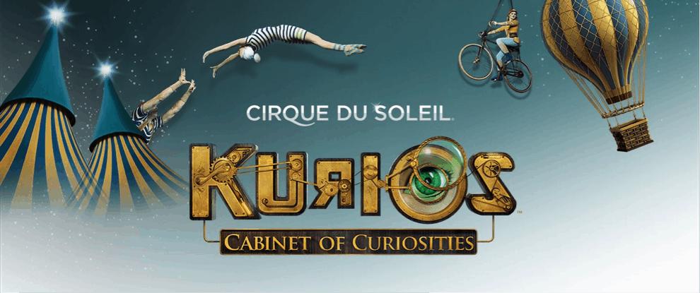 KURIOS – Cabinet of Curiosities Cirque du Soleil | Merlot Mommy