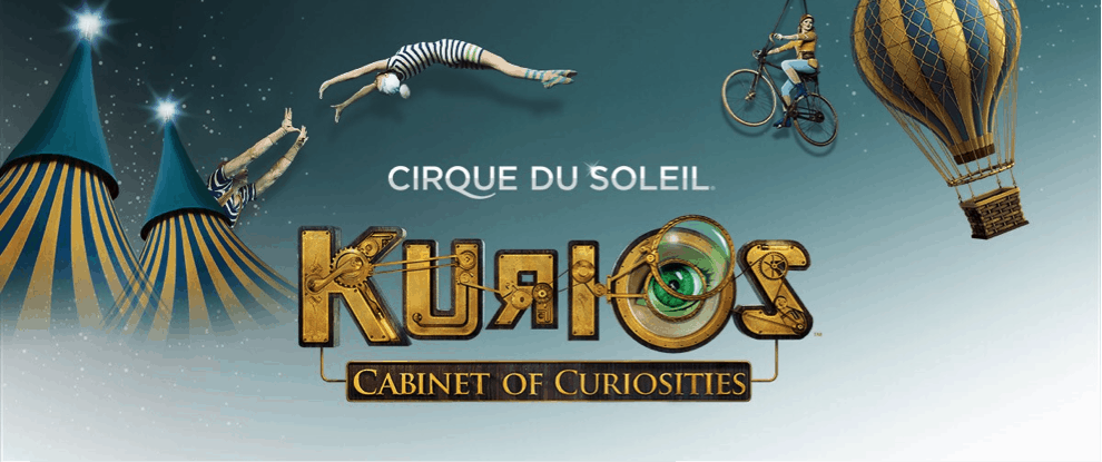 Cirque du Soleil Returns to Portland with KURIOS – Cabinet of Curiosities